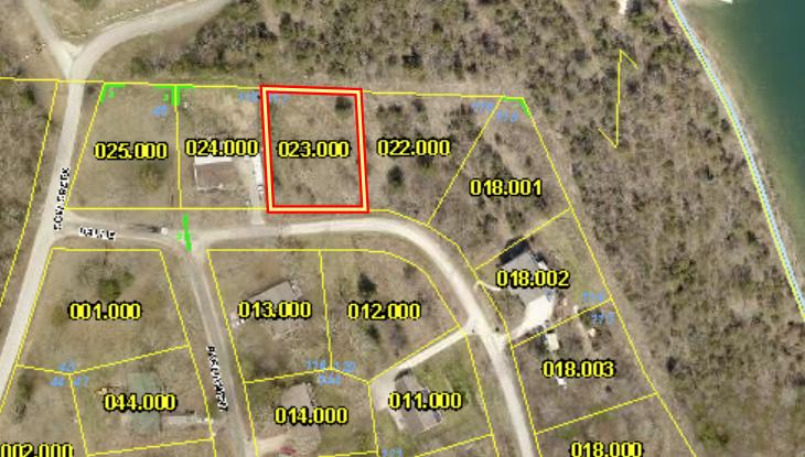 Lot 117 Hallie Drive Blue Eye, MO 65611