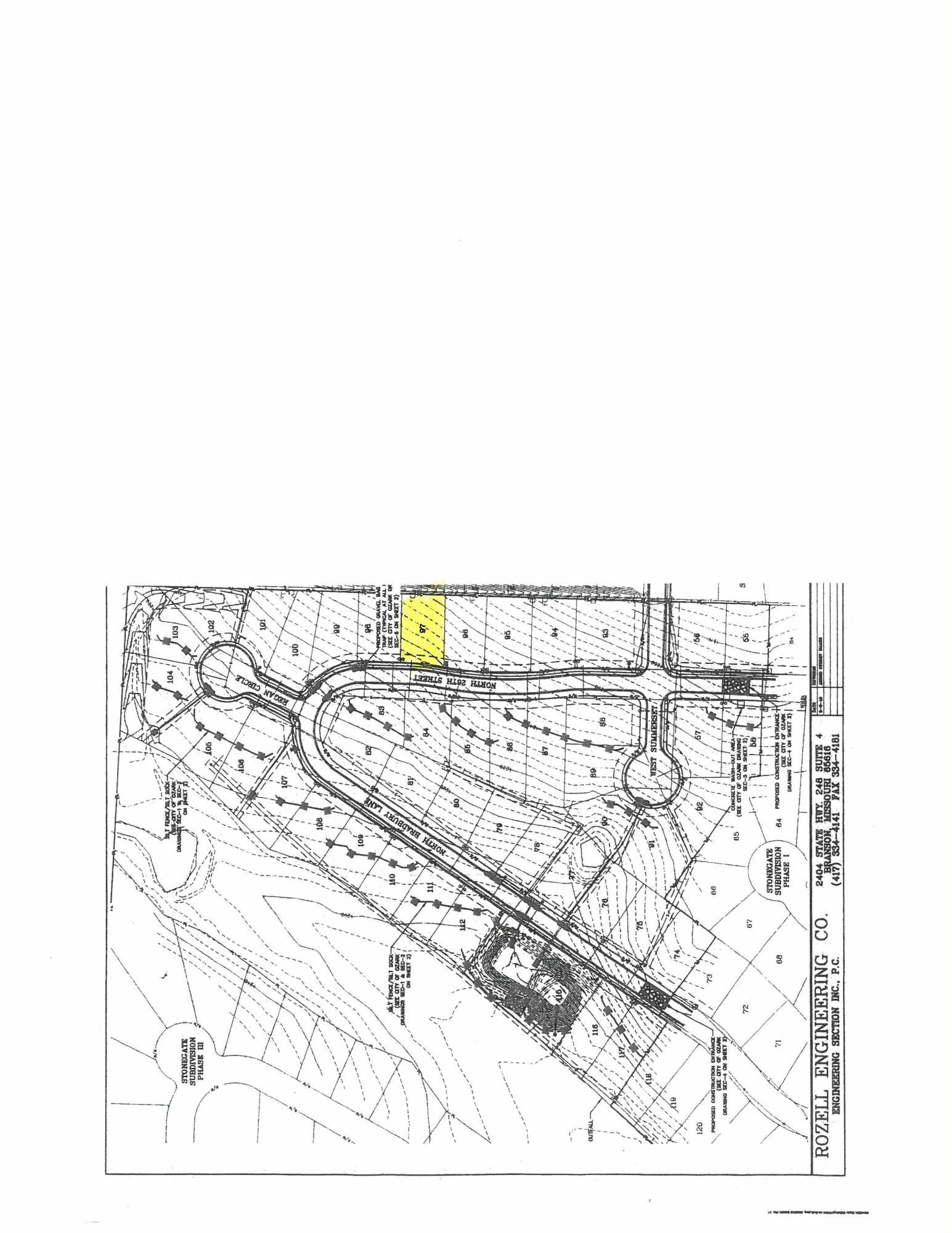 Lot 97 Bradbury #Stonegate Ozark, MO 65721