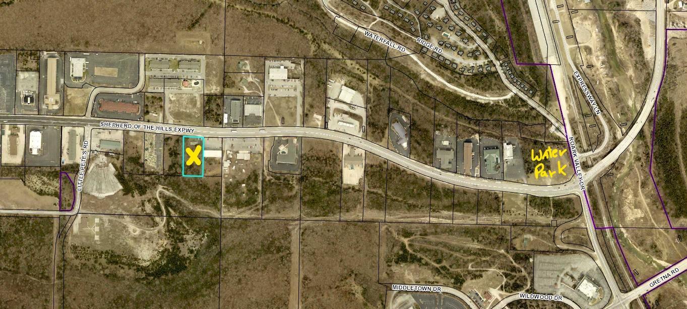 2855 Shepherd Of The Hills Expressway Branson, MO 65616