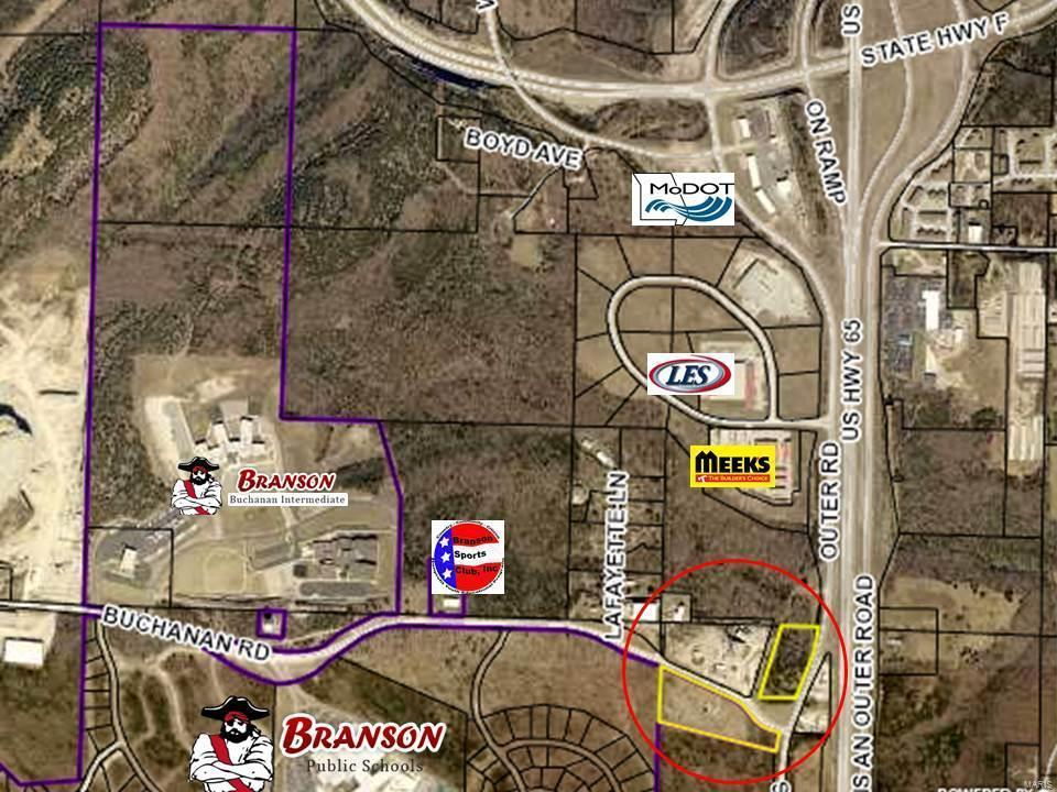 297 Buchanan Road Branson, MO 65616