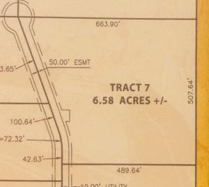 29 Enterprise Drive, Tract 7