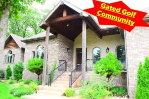 Welcome to you gated golf community home!