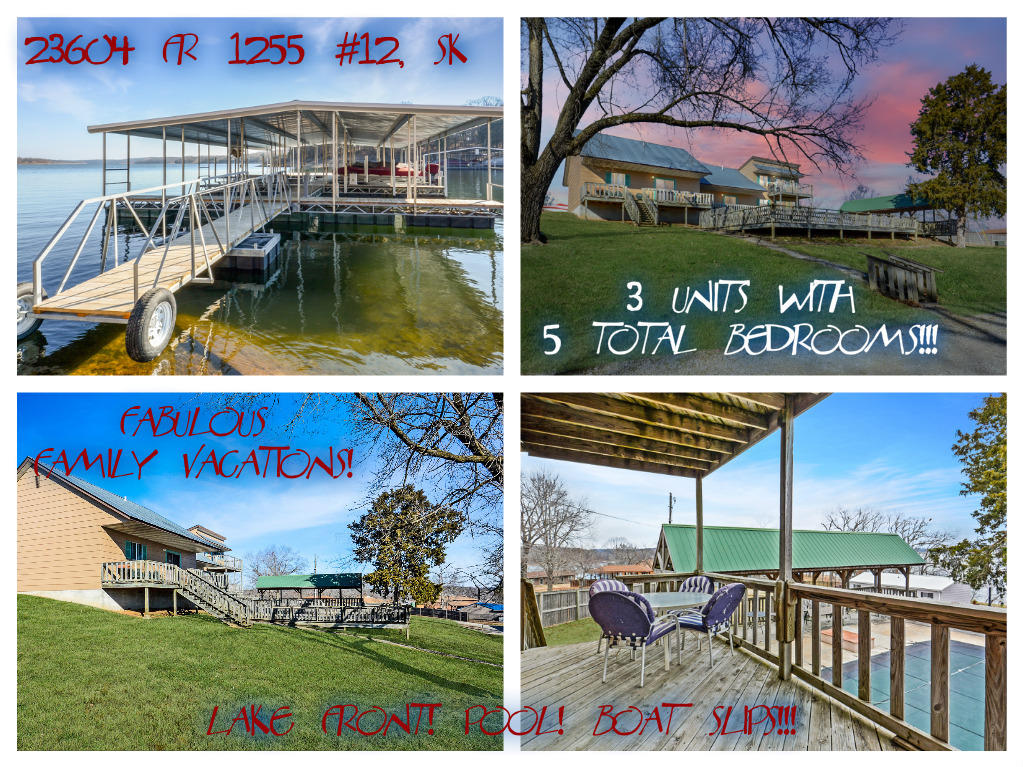 23604 Farm Road 1255, Cabin #12 #12 Shell Knob, MO 65747