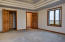 Master Bedroom features Two walk-in closets
