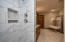 Very spacious Master Bathroom