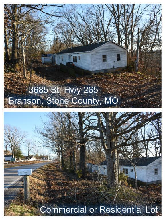 3685 St Hwy 265 Branson, MO 65616