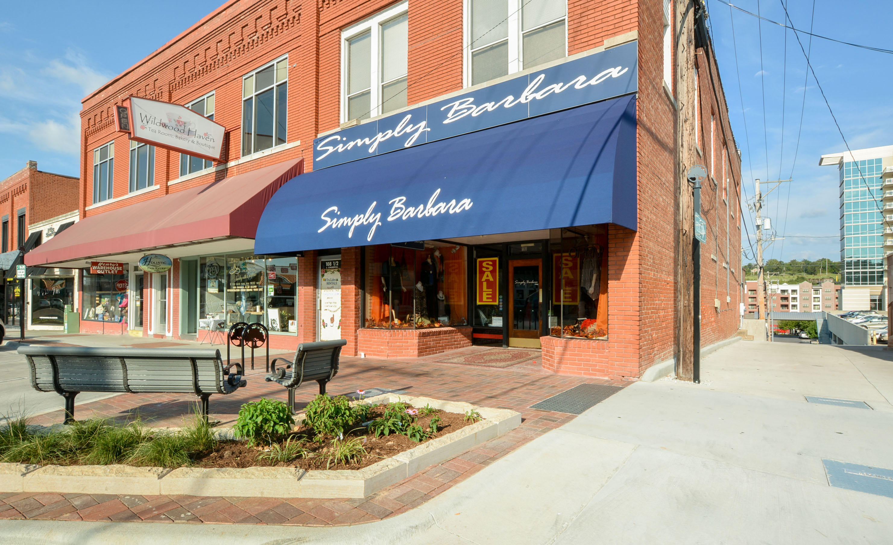 110 South Commercial Street Branson, MO 65616
