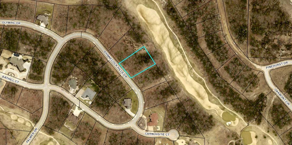 Tbd Shinnecock Hills Drive Branson, MO 65616
