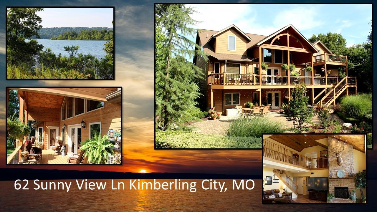 62 Sunny View Lane Kimberling City, MO 65686