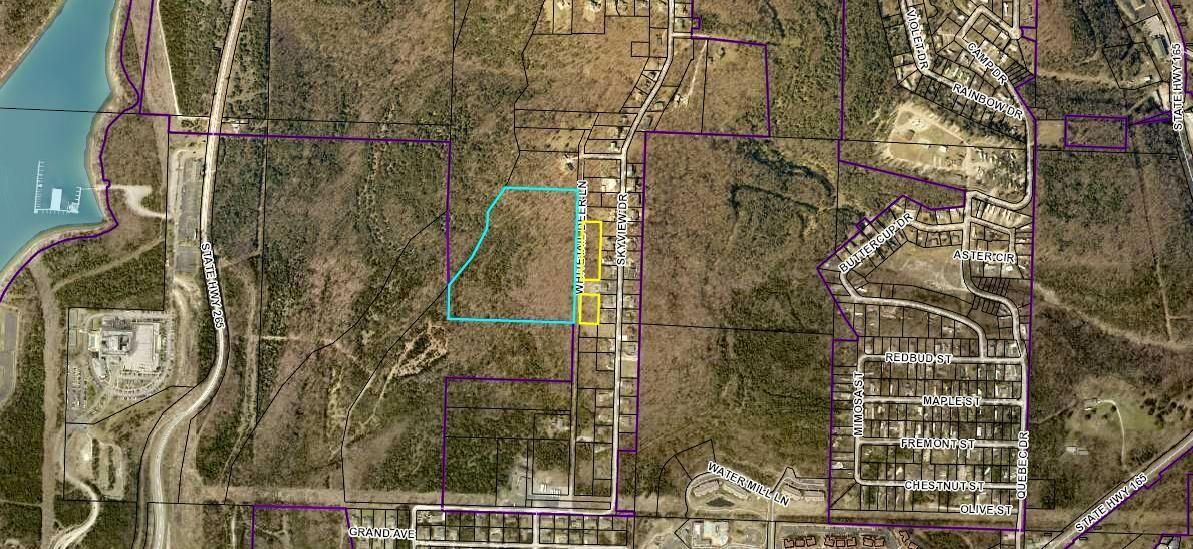 16.5 Acres Whitetail Deer Drive Lane