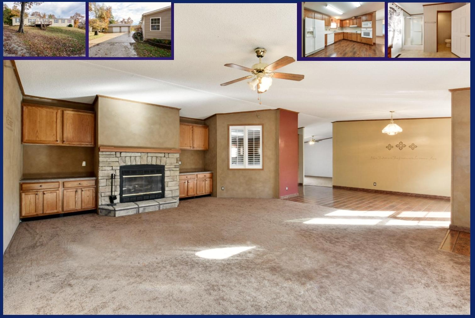 1006 Deerfield Road Merriam Woods, MO 65740
