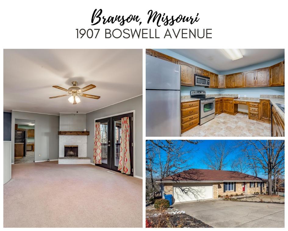 1907 Boswell Avenue Branson, MO 65616