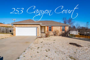 253 West Canyon Court
