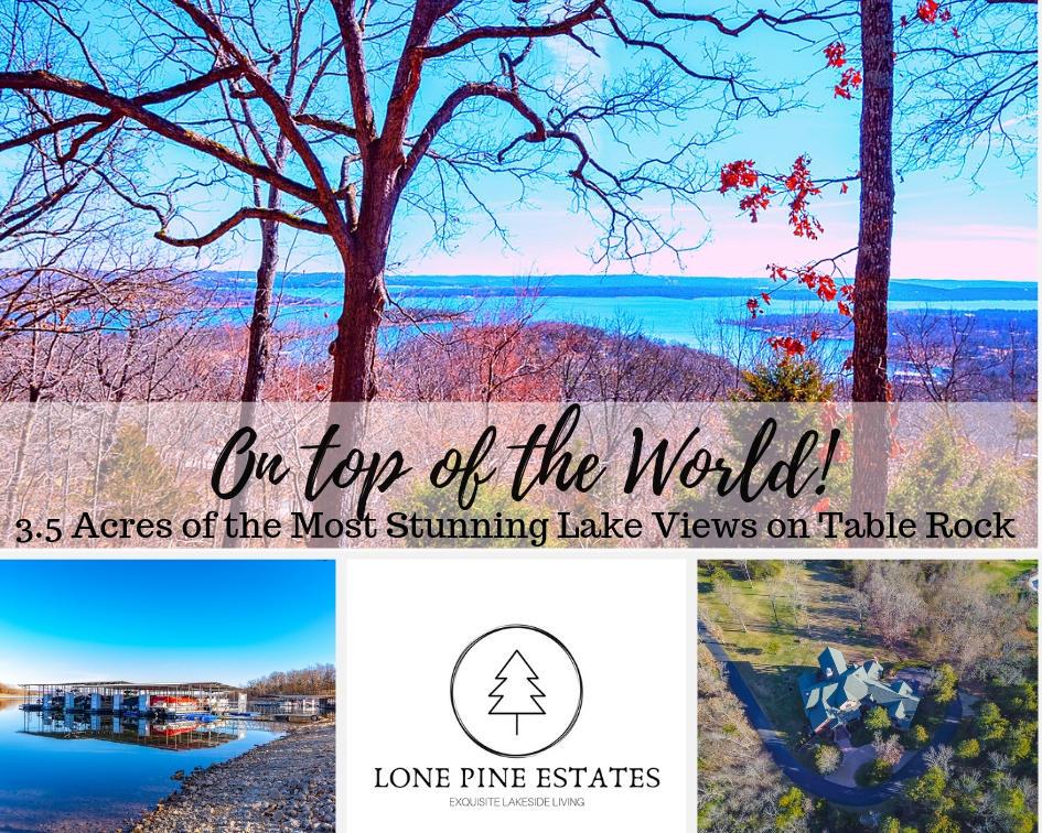 Lot 9 Lone Pine Estates Branson West, MO 65737