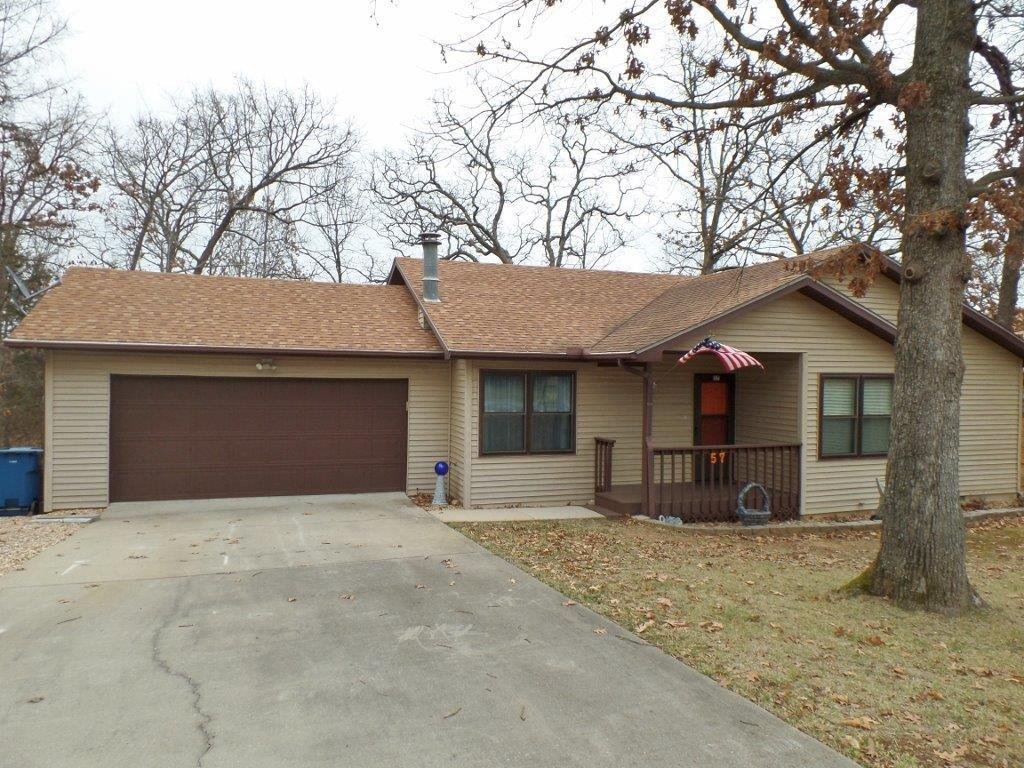 57 Deer Park Circle Kimberling City, MO 65686