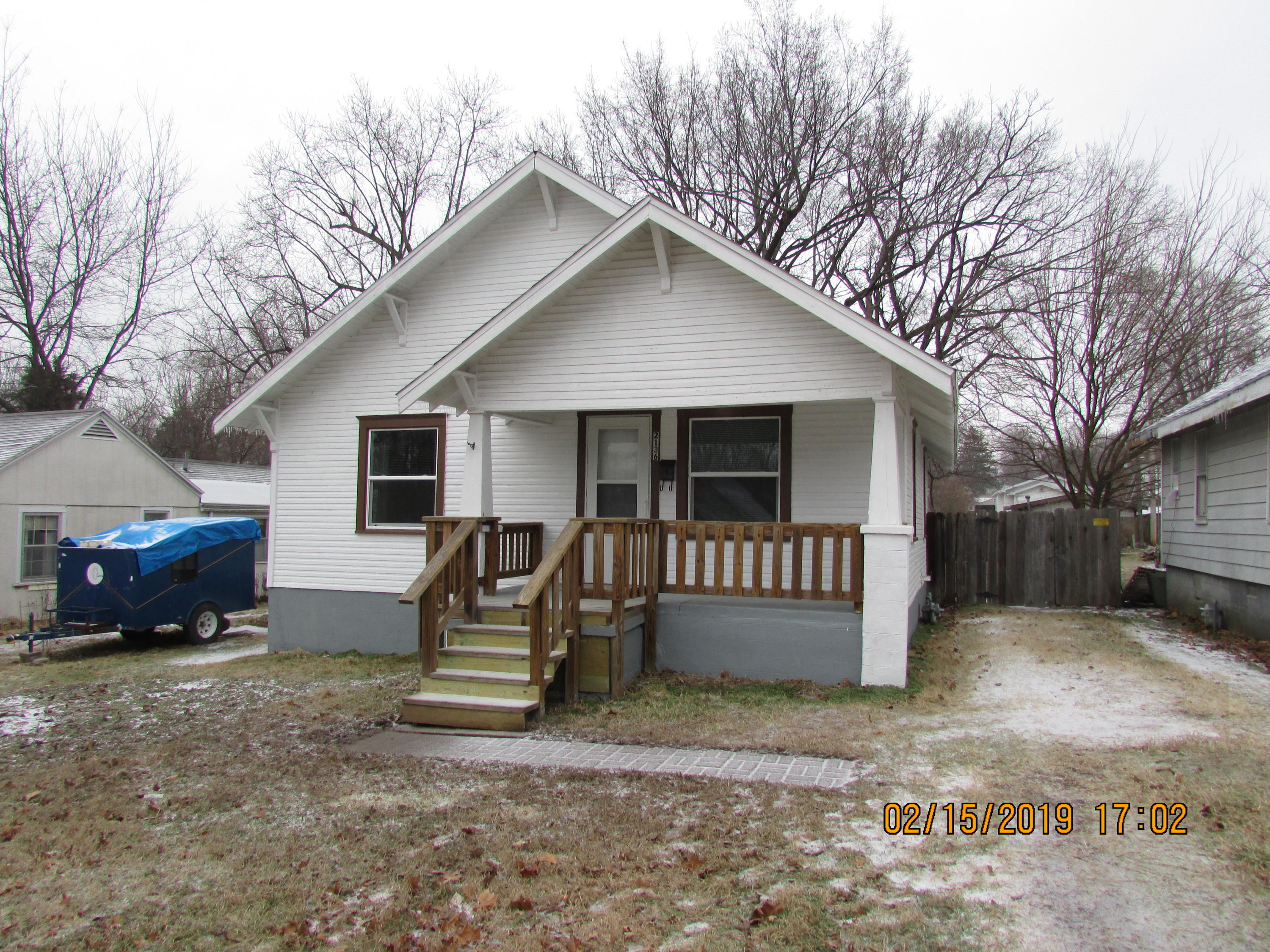 2136 North Franklin Avenue Springfield, MO 65803