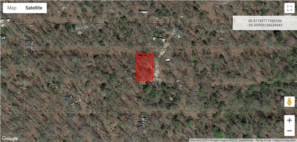 Lot 36 Crestwood Hills Subdivision