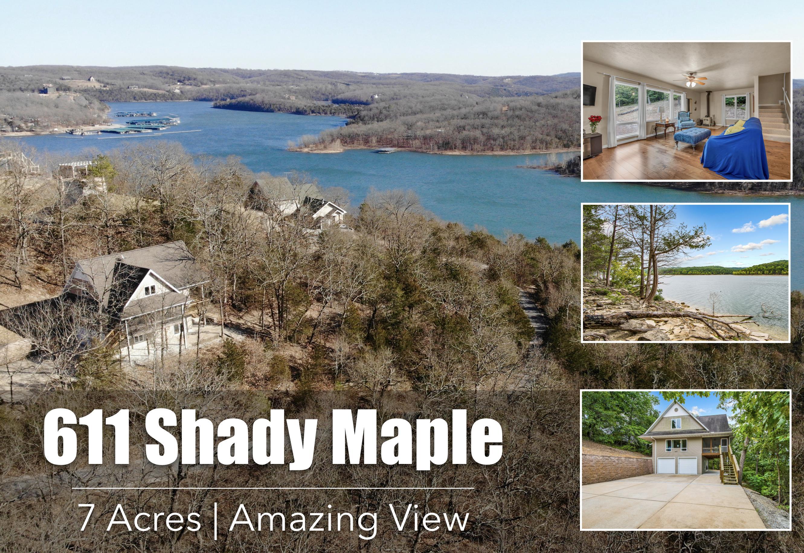 611 Shady Maple Road Blue Eye, MO 65611
