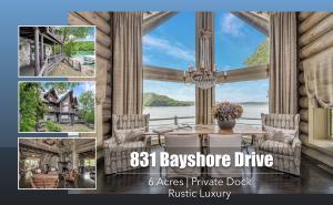 831 South Bayshore Drive, Eureka Springs, AR 72631