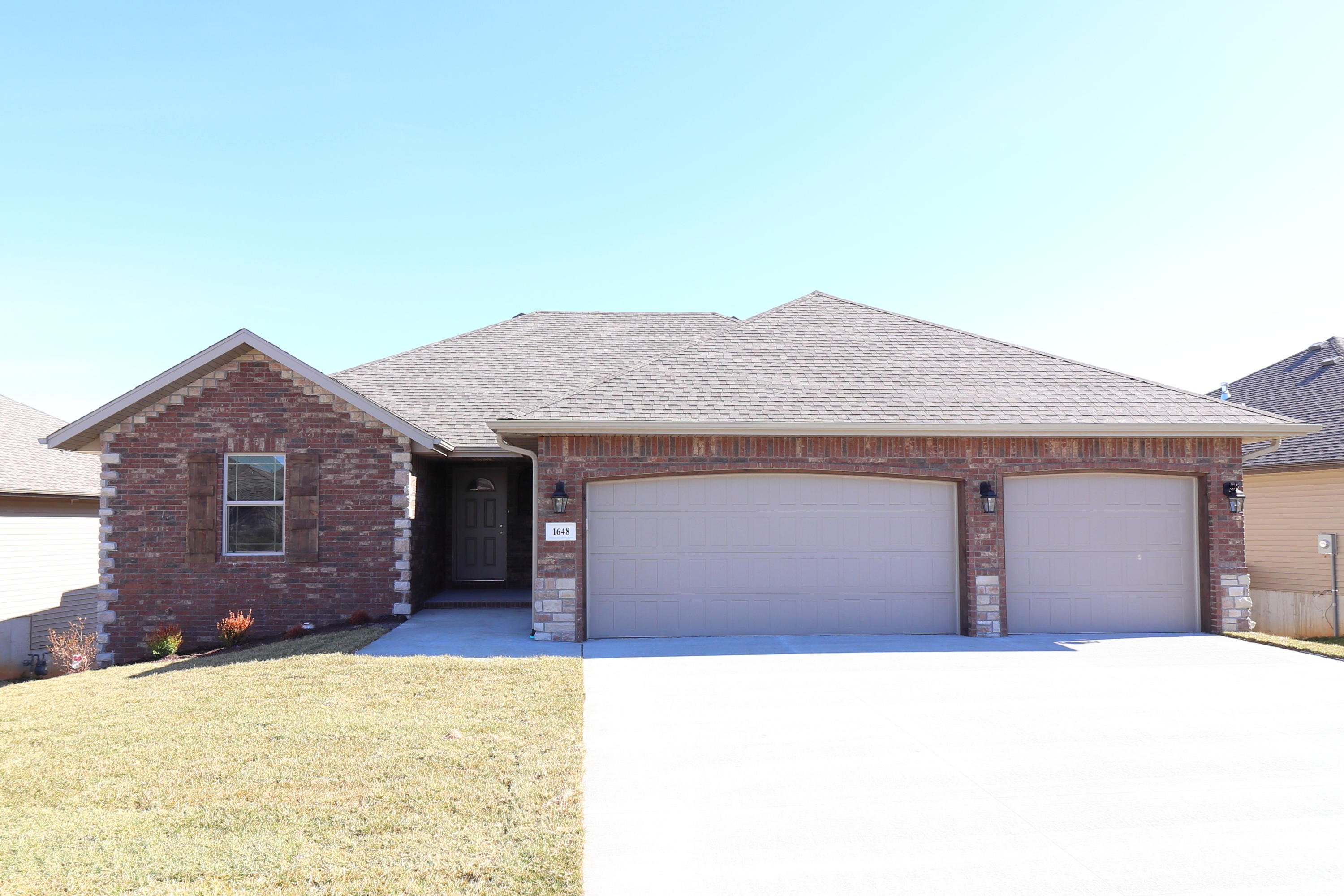 1652 North Old Castle Road #Lot 39 Nixa, MO 65714