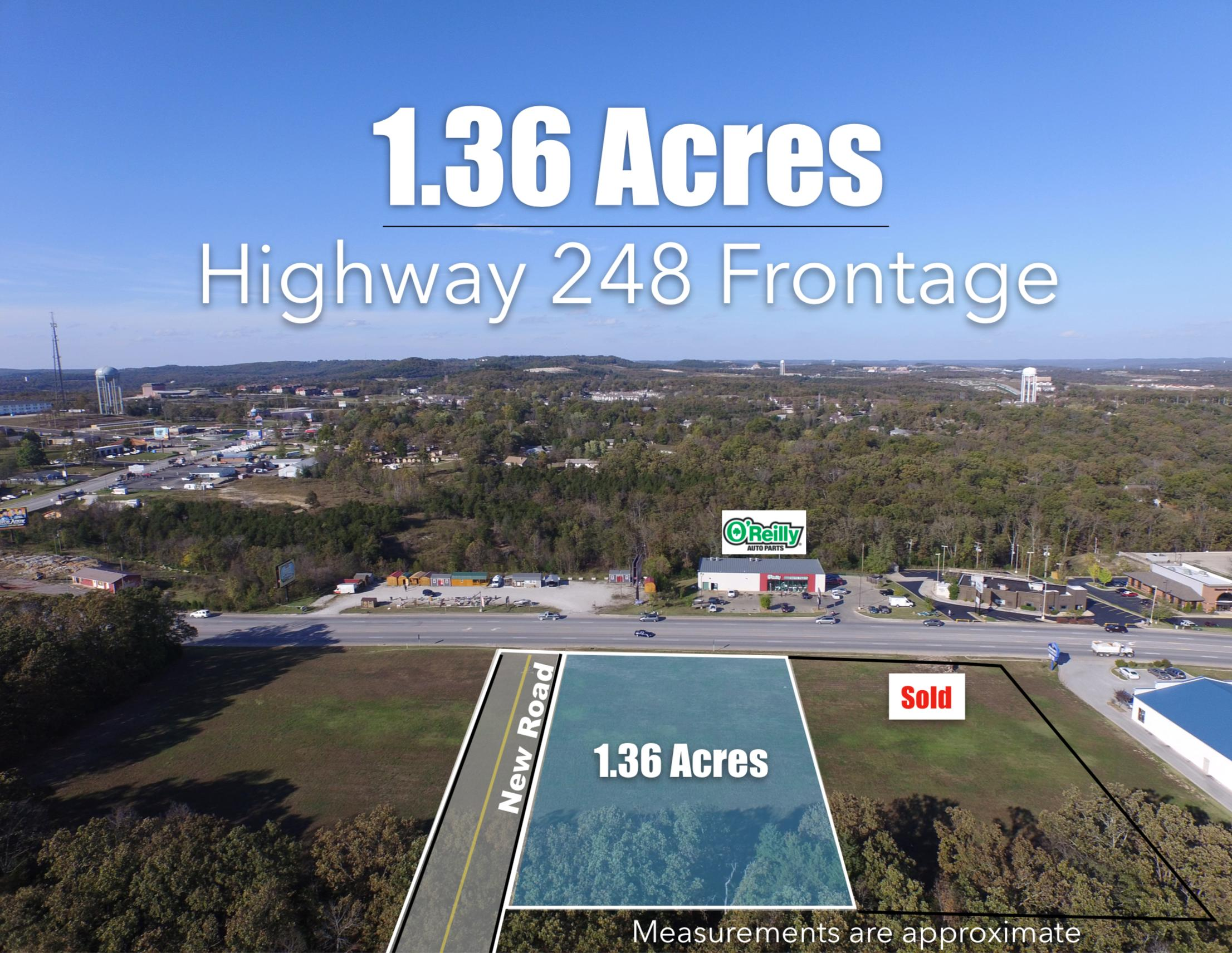 Lot 2 State Hwy 248 Branson, MO 65616