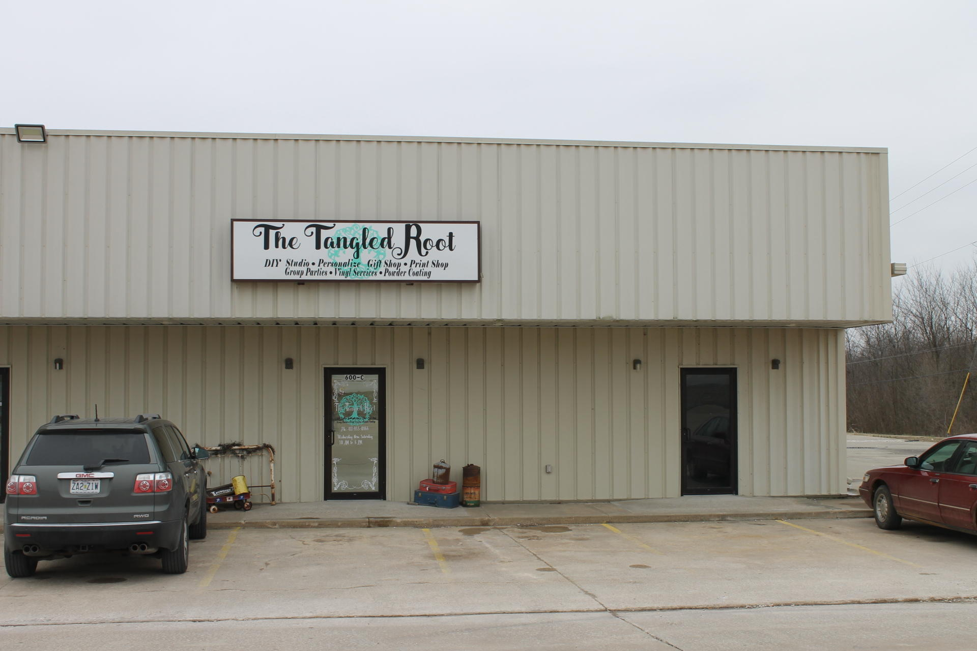 600 West Street #C Stockton, MO 65785