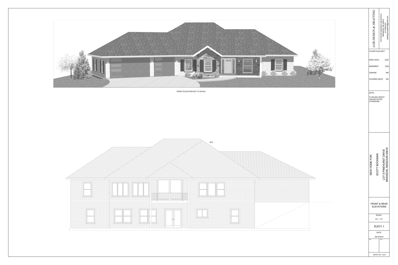 153 Pinehurst Drive Branson, MO 65616