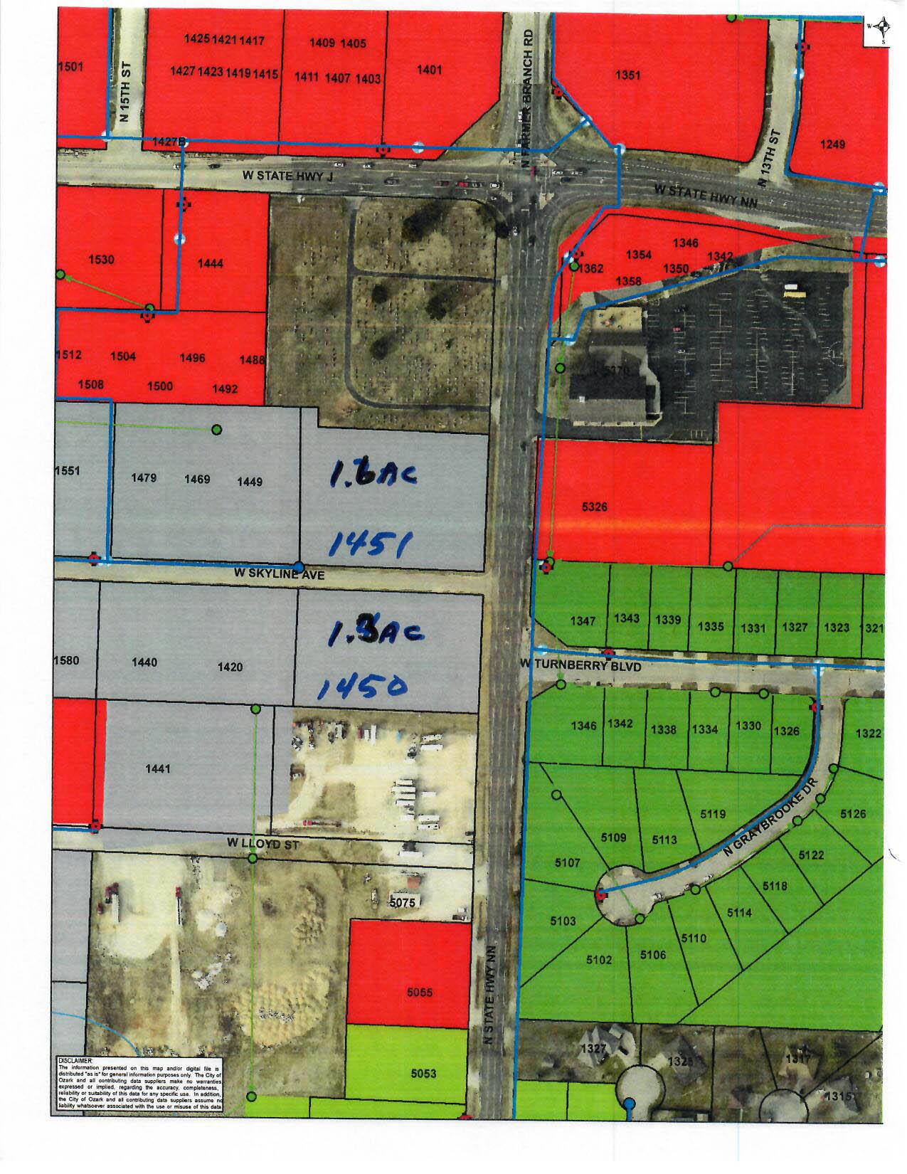 1450 West Skyline Avenue Ozark, MO 65721