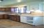 Kitchen with Granite Countertops and Newer Appliances