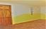 Bedroom in Basement - No Window