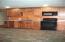 Kitchen - Basement; Tile Floor