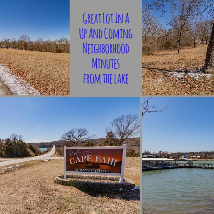Lot 16 Mule Barn Drive Cape Fair, MO 65624