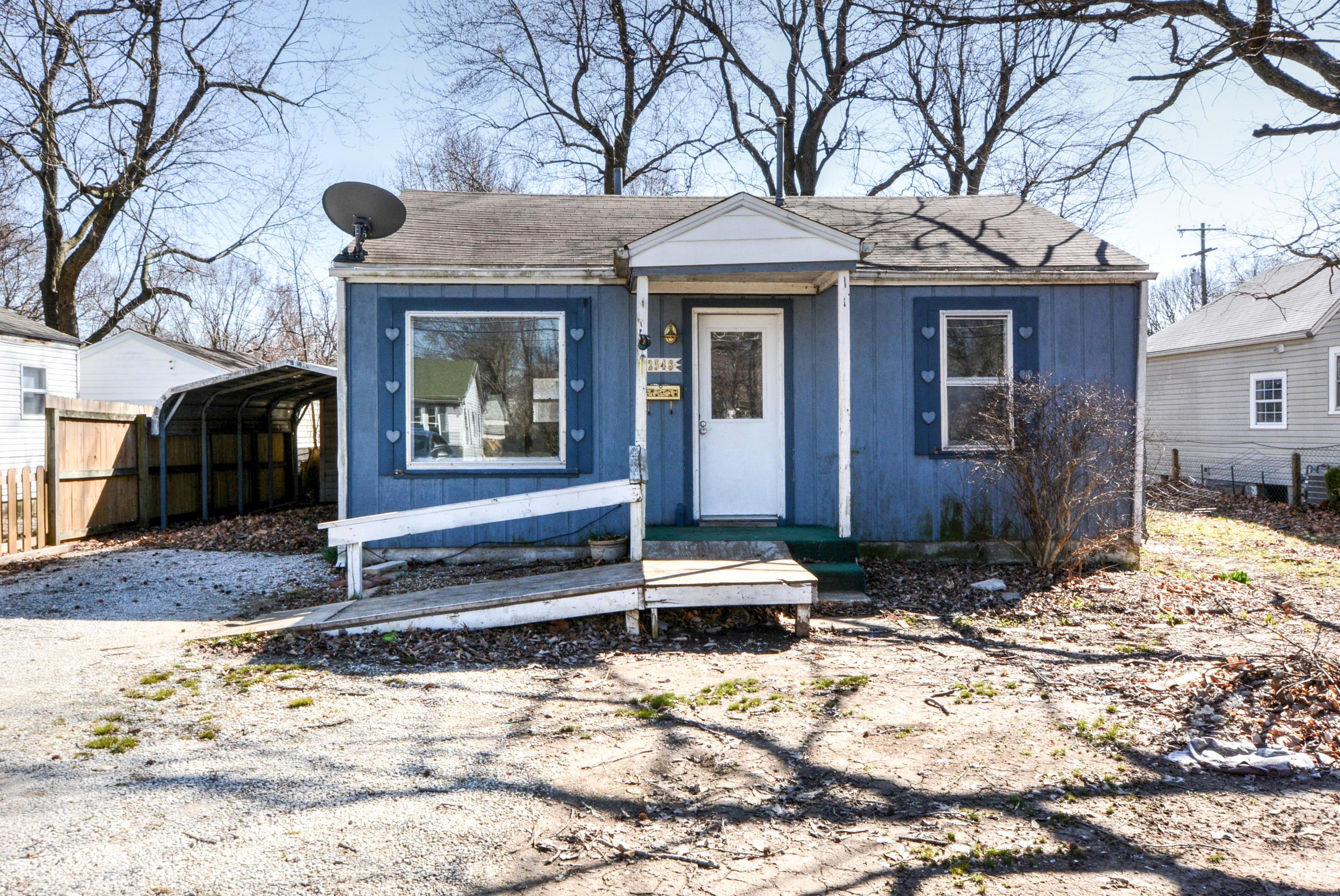 2548 West Mt Vernon Street Springfield, MO 65802