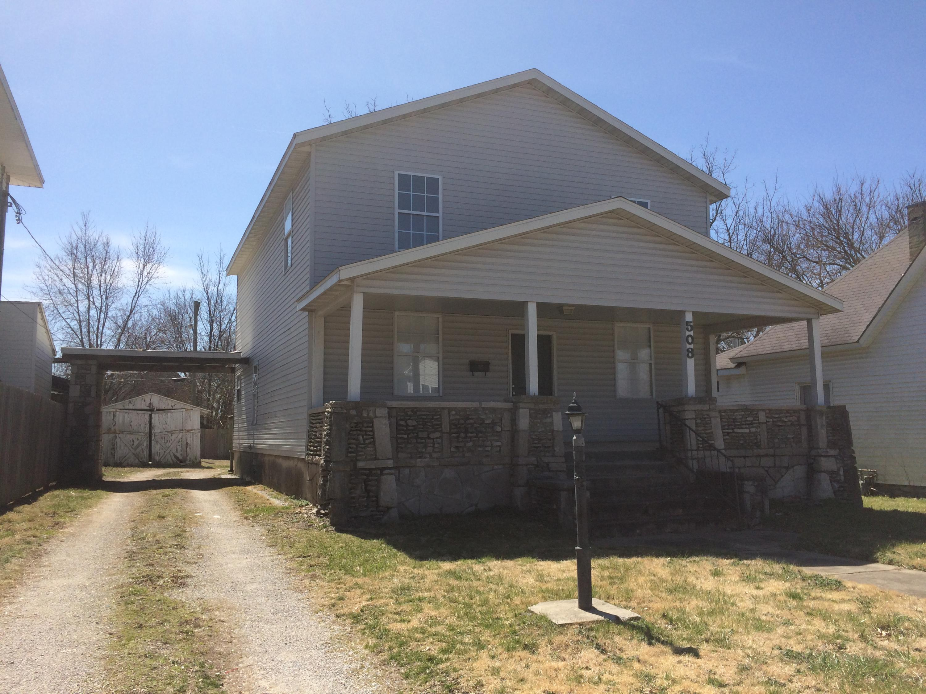 508 West Division Street Springfield, MO 65803