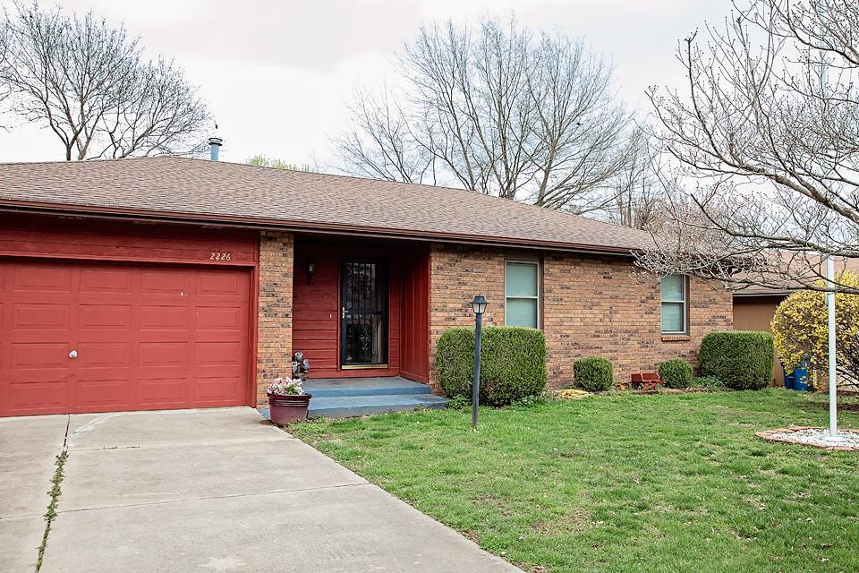 2226 South Kansas Avenue Springfield, MO 65807