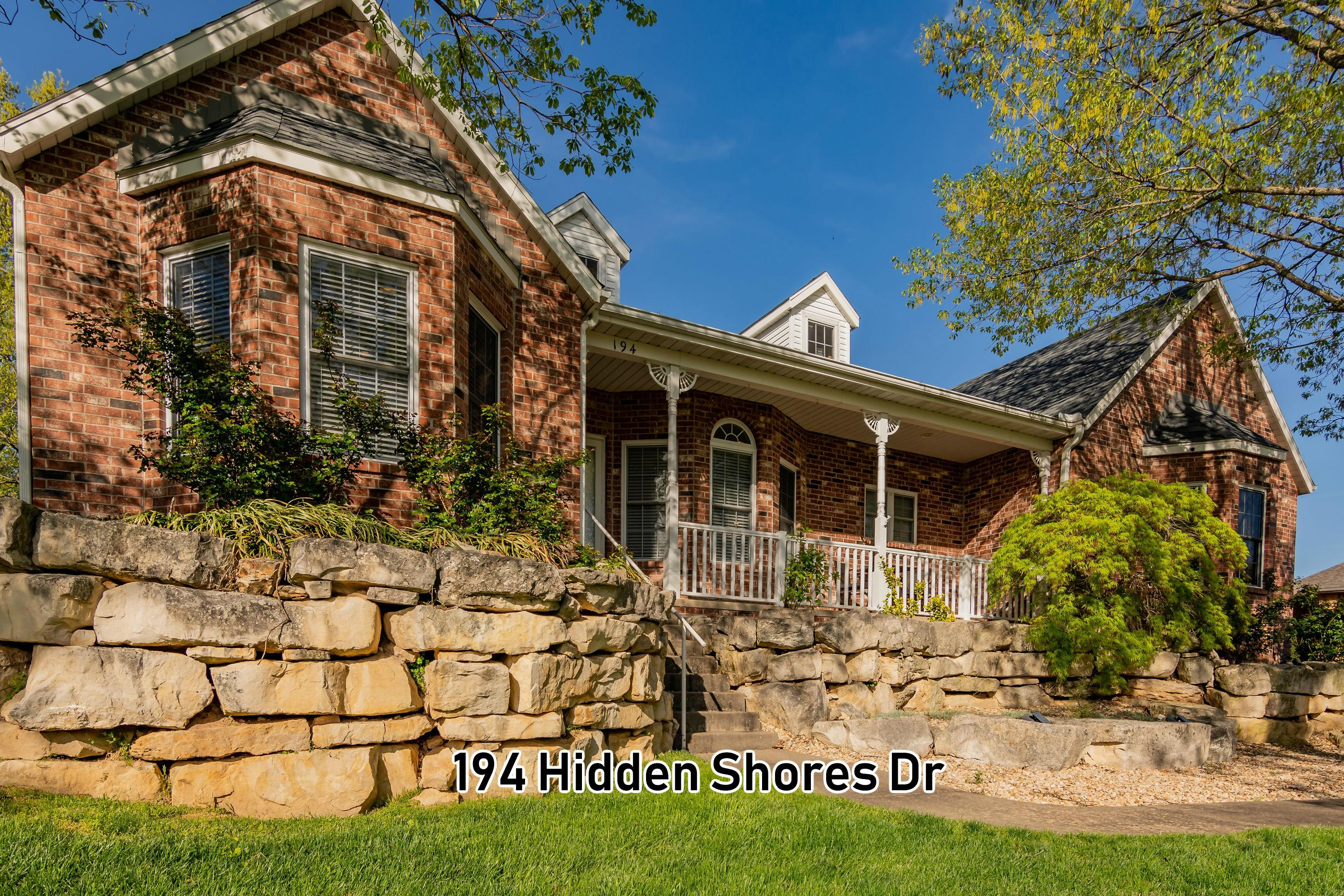 194 Hidden Shores Drive Branson West, MO 65737