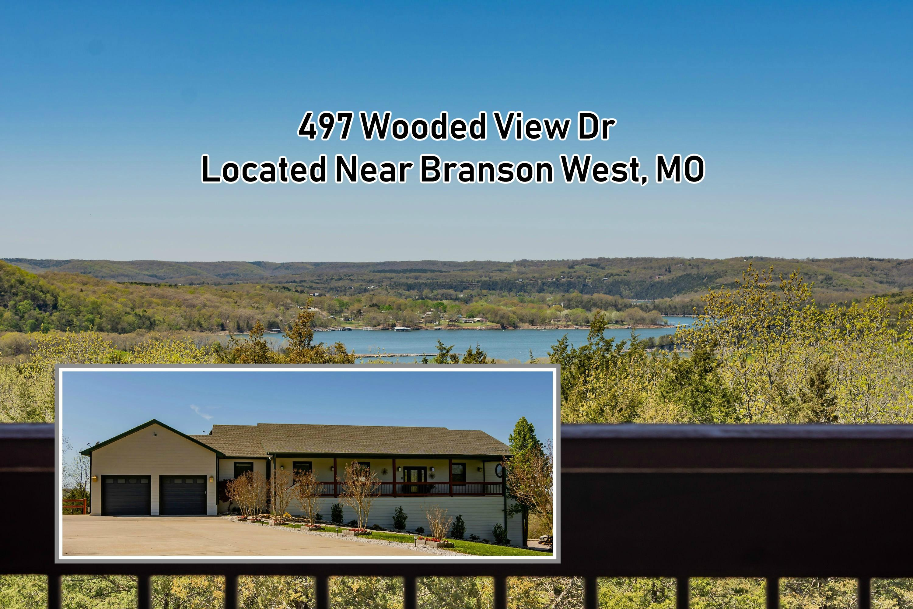 497 Wooded View Drive Galena, MO 65656