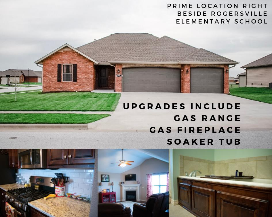 895 Independence Drive Rogersville, MO 65742