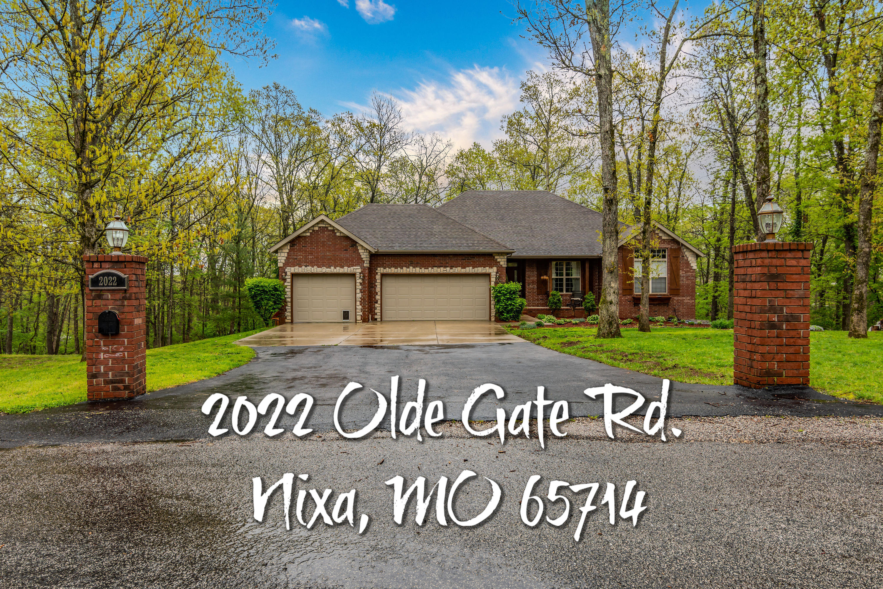 2022 Olde Gate Road Nixa, MO 65714