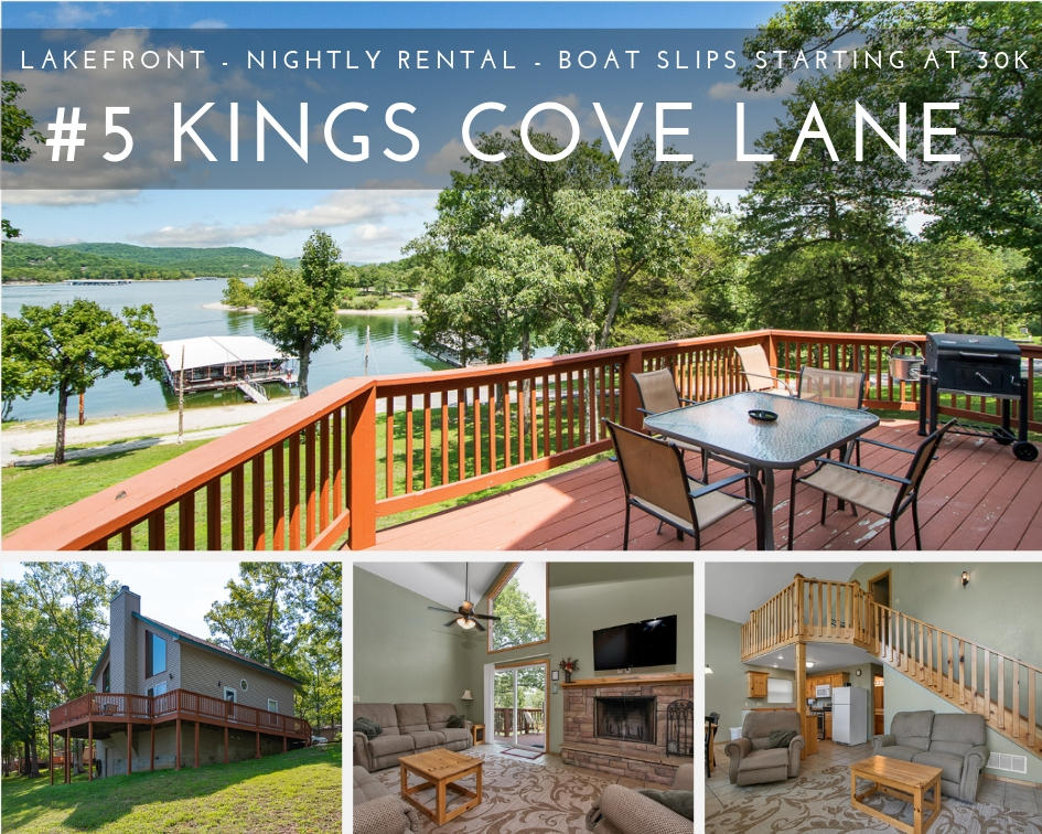 5 Kings Cove Lane Reeds Spring, MO 65737