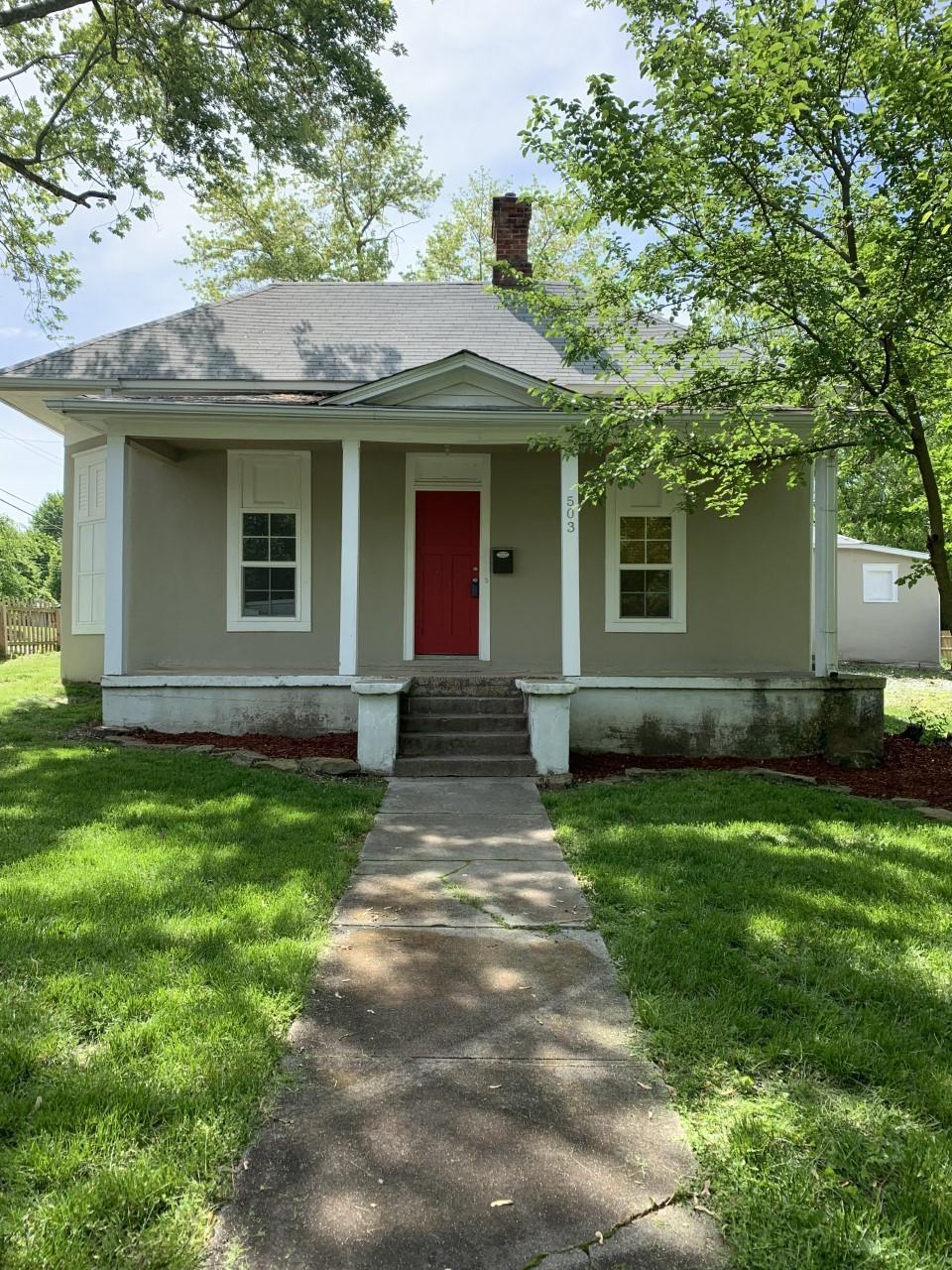 503 North Clay Street Marshfield, MO 65706