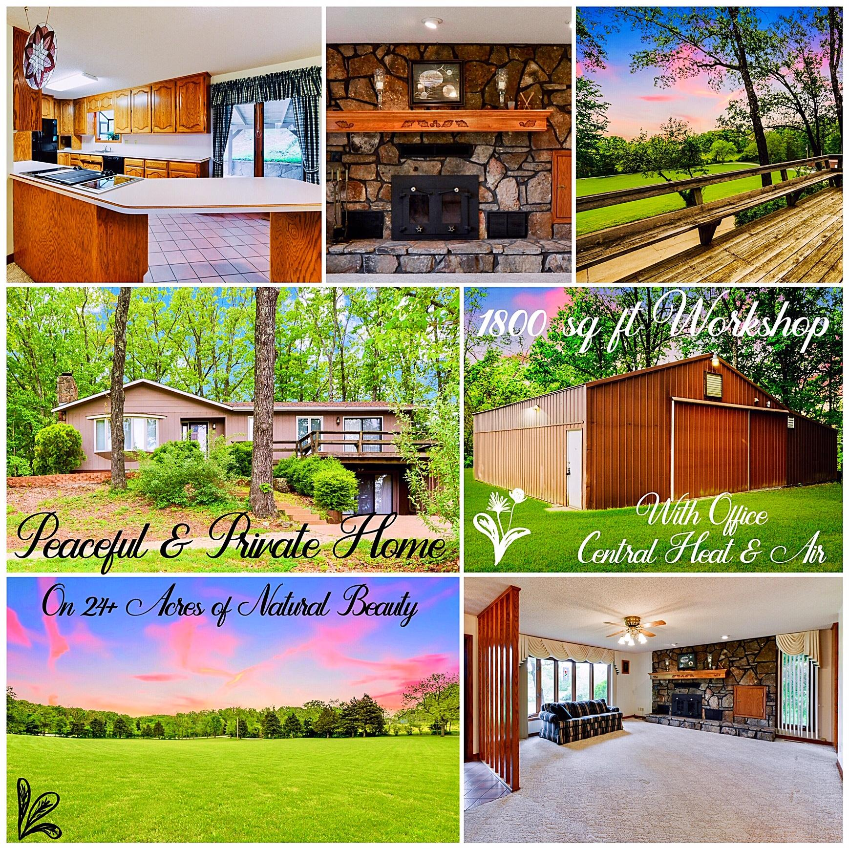 2168 West State Highway Galena, MO 65656