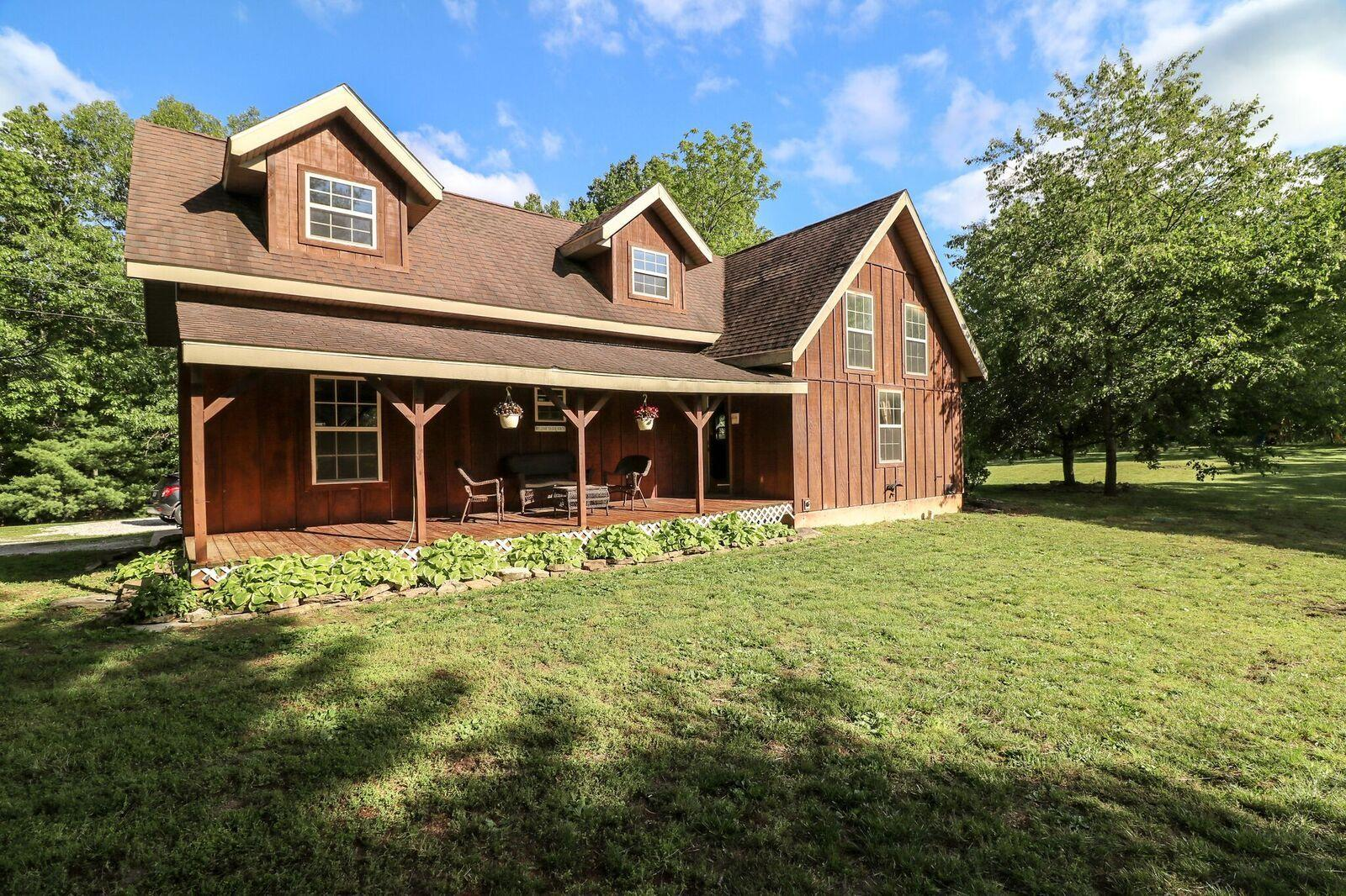 170 State Highway U Clever, MO 65631