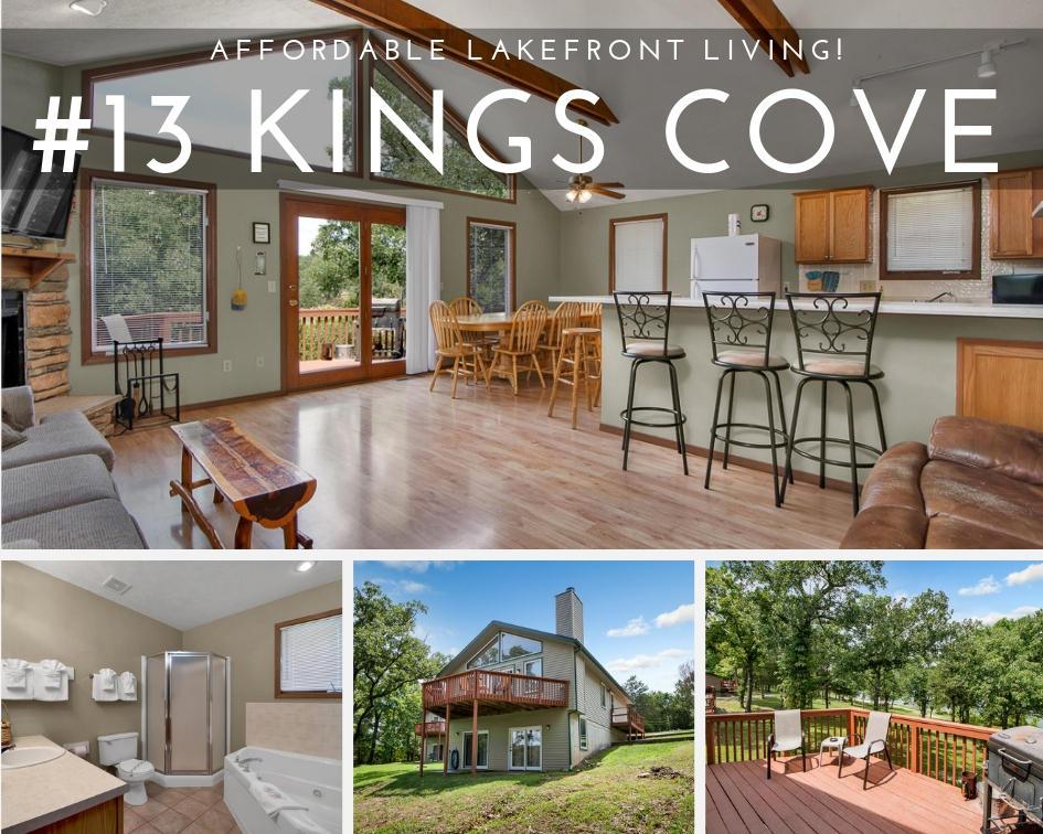13 Kings Cove Lane Reeds Spring, MO 65737