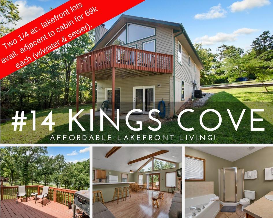14 Kings Cove Lane Reeds Spring, MO 65737