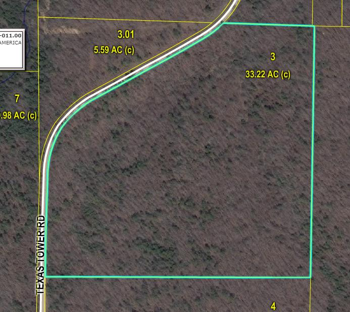 Tbd Texas Tower Road Licking, MO 65542