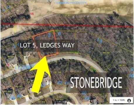 Lot 5 Ledges Way Branson West, MO 65737