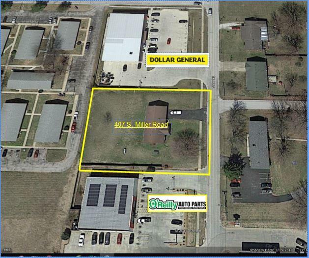 407 Miller Road Willard, MO 65781