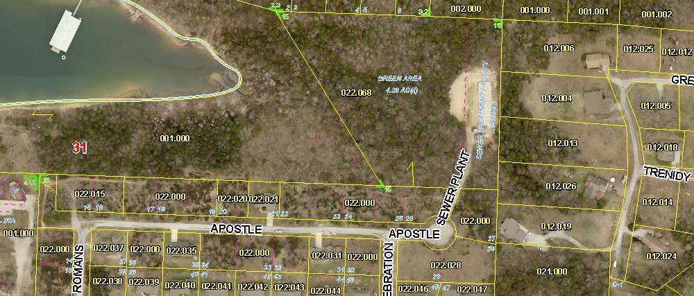 Lot 23 Apostle Drive Reeds Spring, MO 65737