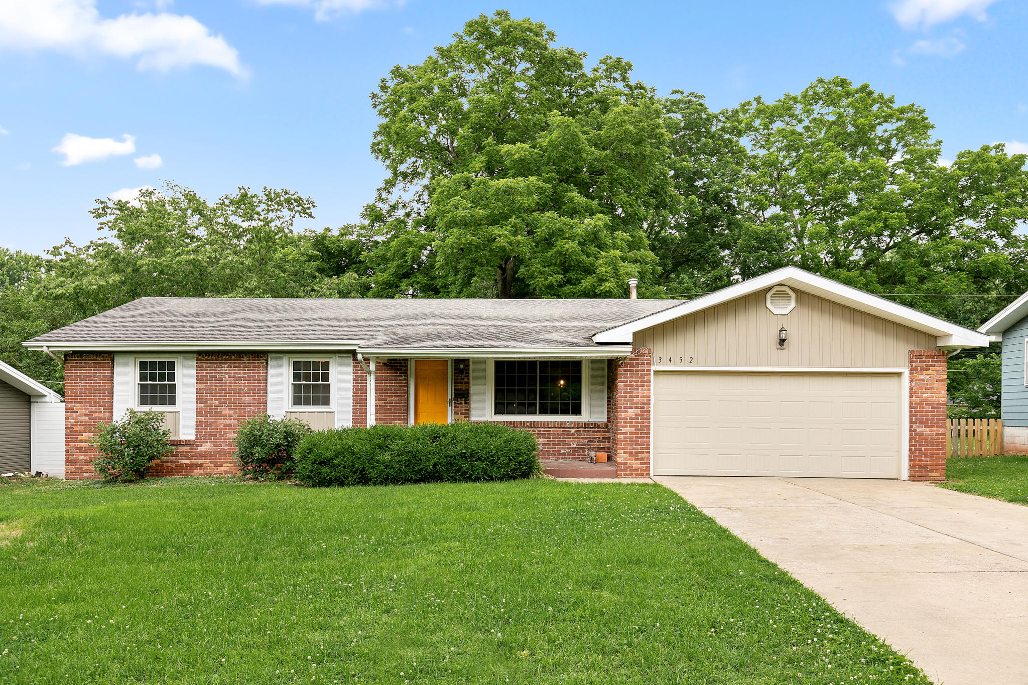 3452 South Franklin Avenue Springfield, MO 65807